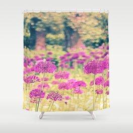 Summerbrease Shower Curtain
