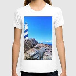 Menorca Lighthouse T-shirt
