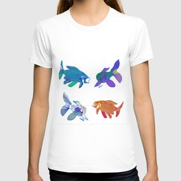 Koi Mash Up T-shirt