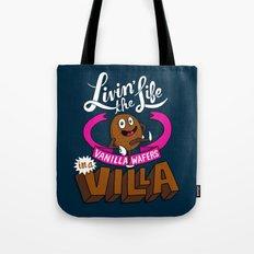 Livin' the Life, Vanilla Wafers in a Villa Tote Bag