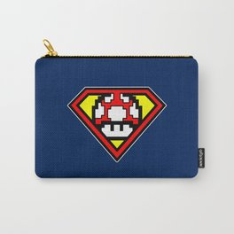 Super Mushroom Carry-All Pouch