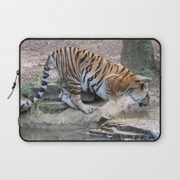 Drinking Tiger Laptop Sleeve
