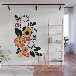 Folklore Wall Mural