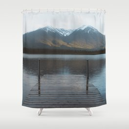 Mizzle Shower Curtain
