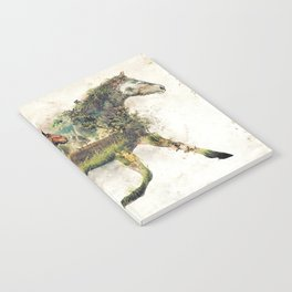 Wild Horse Surrealism Notebook