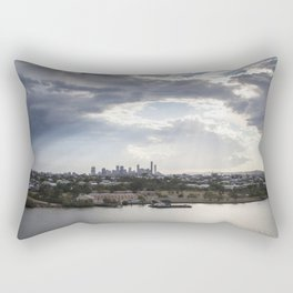 Shine on Brisbane Rectangular Pillow