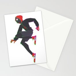 Miles Morales III Stationery Cards