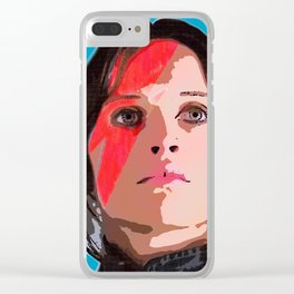 Jyn, My Stardust Clear iPhone Case