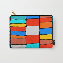 Cargo Ship Containers 8 Carry-All Pouch