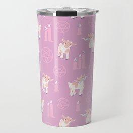 The Kids Are Alright - Pastel Pinks Travel Mug