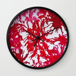 The Root Chakra Wall Clock