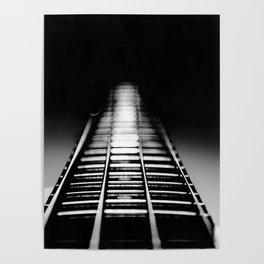 Bass Tracks Poster