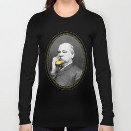 Grover Cleveland & Bananaphone Long Sleeve T-shirt
