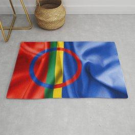 Sami Flag Rug