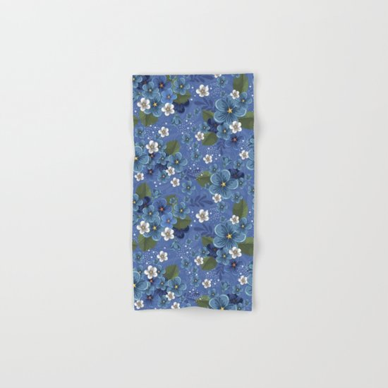 Spring in the air #8 Hand & Bath Towel