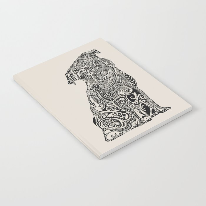 Polynesian Pug Notebook