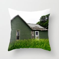 Days Gone By 2 Throw Pillow