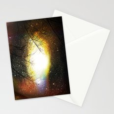 Eye Wide Opened Stationery Cards