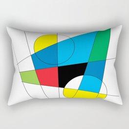 Colors of Nederland Rectangular Pillow