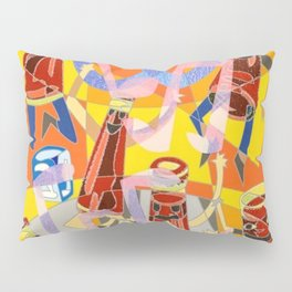 Vintage Cordial Campari Limited Edition Advertisement Poster #1 of 8 originally limited to 70 by Ugo Pillow Sham
