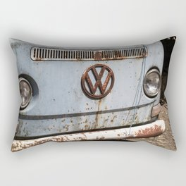 Rusted Rectangular Pillow