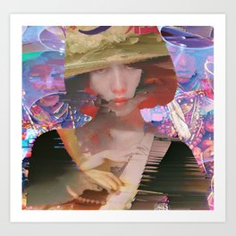 BRESS Art Print