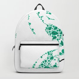 One Earth One Chance Environmental Awareness Earth Day Backpack