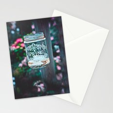 SPRING IN A JAR Stationery Cards