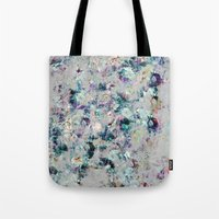 mineral Tote Bags featuring Mineral by Georgiana Paraschiv