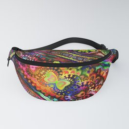 Rainbow River Fanny Pack