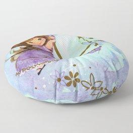 Carousel Cutie Floor Pillow