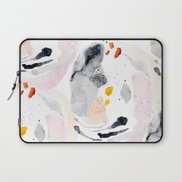 thoughtform - abstract painting Laptop Sleeve