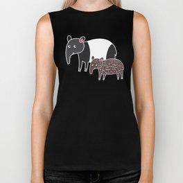 The Tapirs I Biker Tank