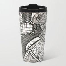 Bobbles Metal Travel Mug