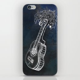 Music is Our Vacation iPhone Skin