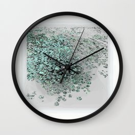 The WaterLily Wall Clock