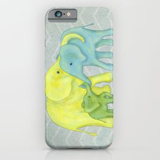 Elephant Family of Three Slim Case iPhone 6s