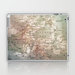 atlas - indo Laptop & iPad Skin