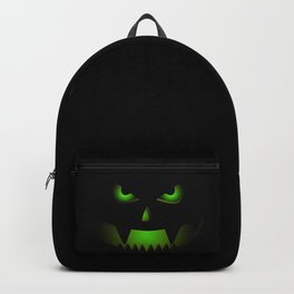 Scary Halloween Pumpkin product Gift For Halloween Party Backpack
