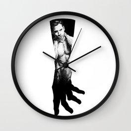 Tony - Nood Dood Wall Clock