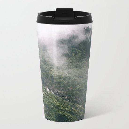 Happy Trails VIII Metal Travel Mug