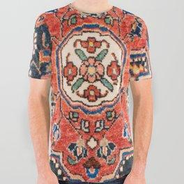 Djosan Poshti West Persian Rug Print All Over Graphic Tee
