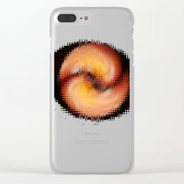 Noise Clear iPhone Case
