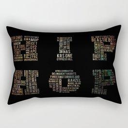 HIP HOP Rectangular Pillow