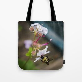 Being A Bee Tote Bag