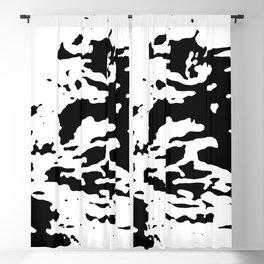 Blob Blackout Curtain