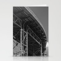bridge Stationery Cards featuring Bridge by Christophe Chiozzi