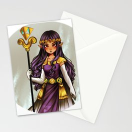 PRINCESS HILDA Stationery Cards