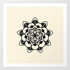 Taṇhā Art Print