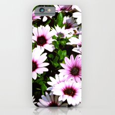 Purple stillness Slim Case iPhone 6s
